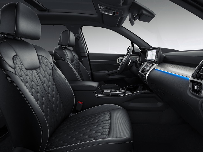 Kia-Hybride-Sorento Plug-in Hybrid-1