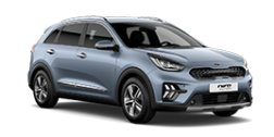 Kia-Hybride-Niro Plug-in Hybrid